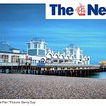 South Parade Pier wins national award