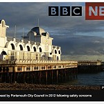 Southsea's South Parade Pier wins national award