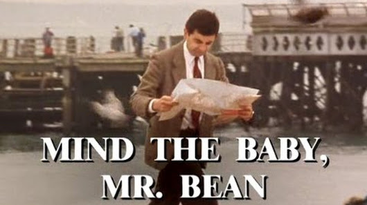 Mr Bean, Mind The Baby